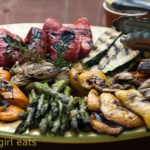 Grilled Vegetable Marinade With Lemon And Thyme