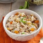 Chicken Salad with Apricots