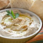 easy hummus pantry staples