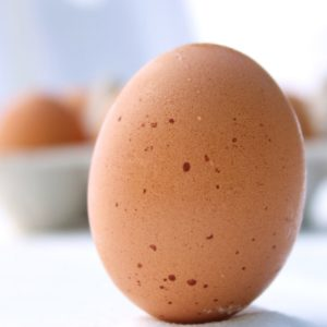 Learn how to make a perfect hard boiled egg on WhatAGirlEats.com