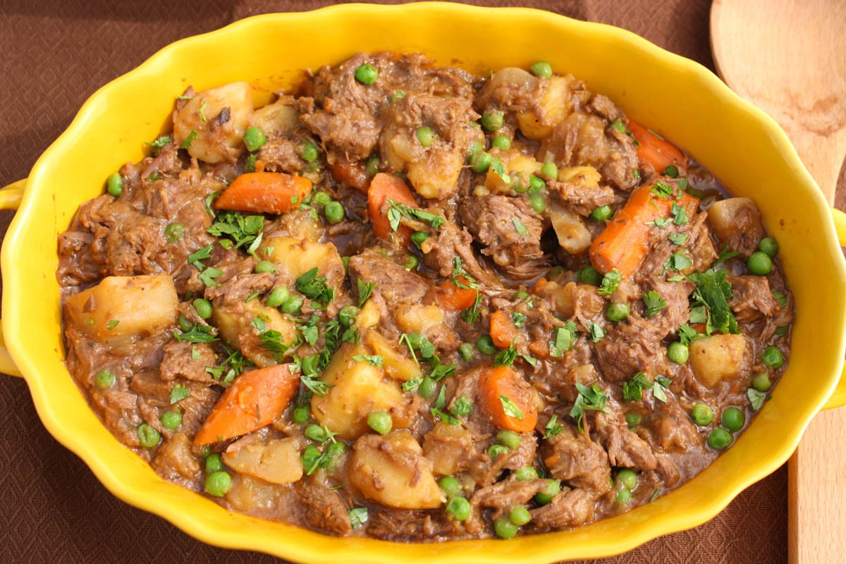 Guinness beef stew | What a Girl Eats
