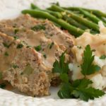 Really Good Turkey Meatloaf