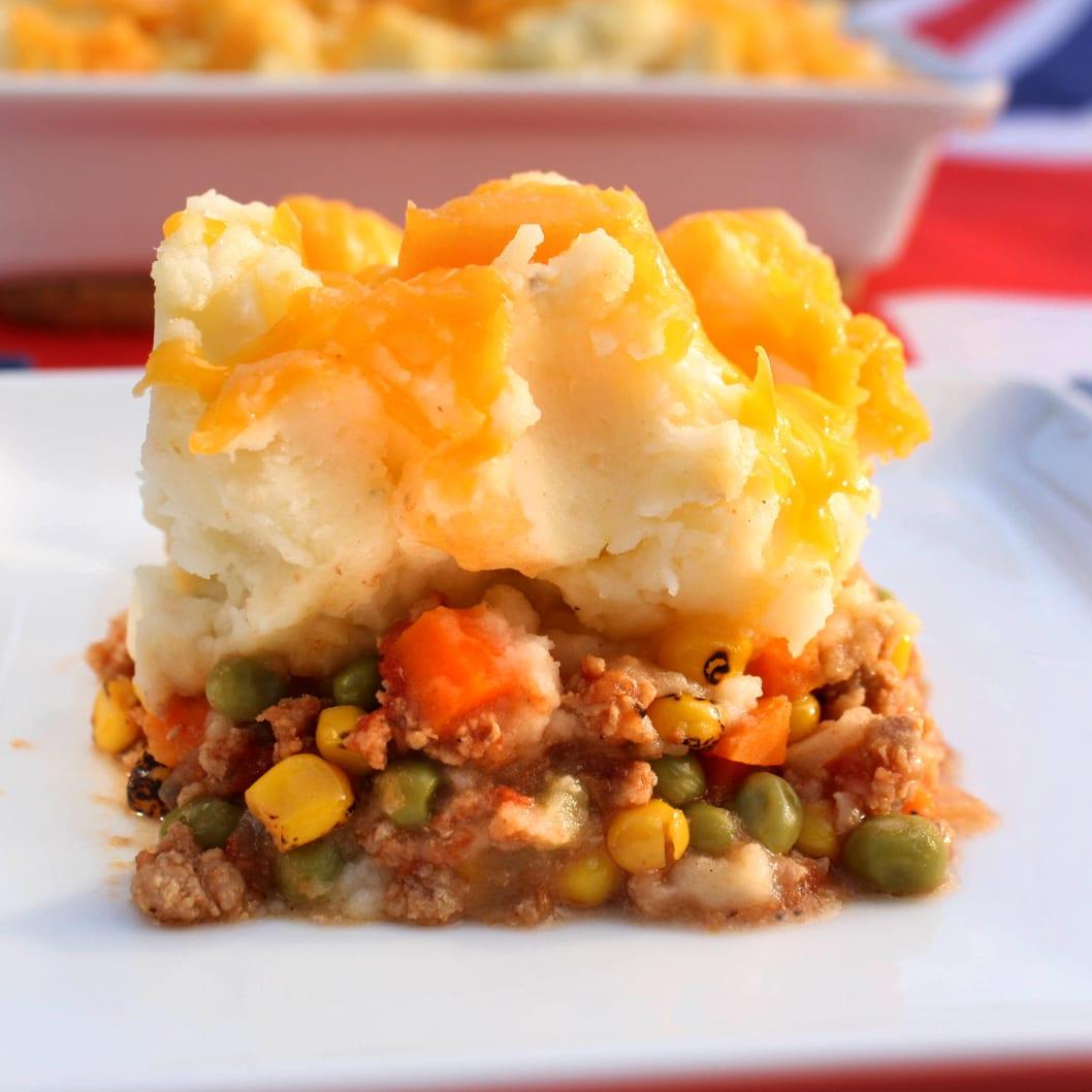 Classic Shepherd S Pie Cottage Pie What A Girl Eats