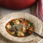 Winter Tortellini Vegetable Soup