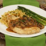 "Chicken Marsala is another super easy dish you can whip up in less than than 30 minutes and get ""restaurant"" flavor. If you pick up pre-sliced mushrooms and ""paillards""* from the grocery store, you can make it even faster. 
