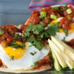 Easy Huevos Rancheros