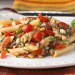 Summer Pasta Salad…Fast and Easy For A Crowd!