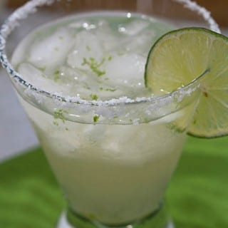 How To Make A Classic 3-2-1 Margarita
