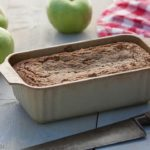 Grain Free Apple Walnut Bread