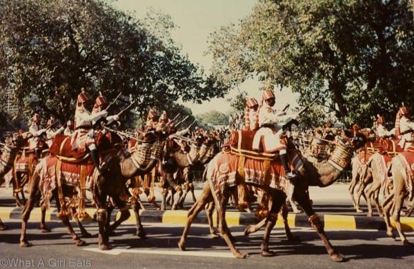 Republic Day in New Delhi, India