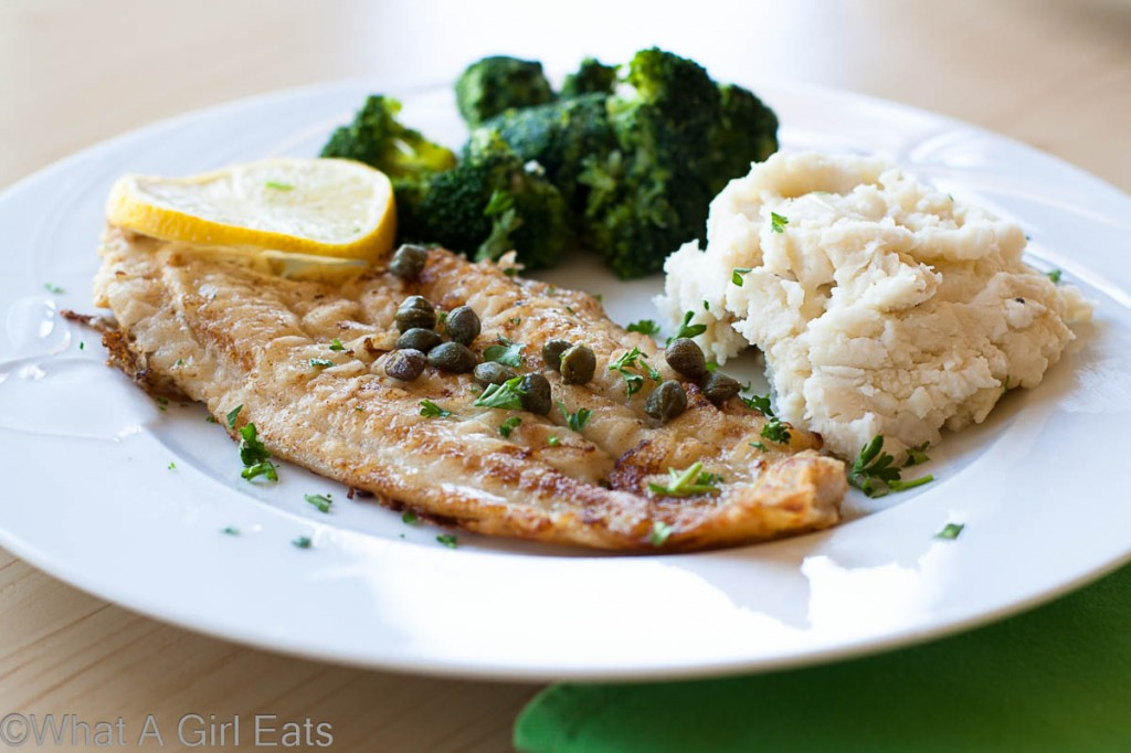 ... grenobloise 2frugalfoodies sole petite grenobloise recipes sole petite