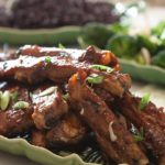 Sweet And Spicy Spare Ribs