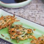Copycat Trader Joe's Vegetable Tempura Nests | WhatAGirlEats.com