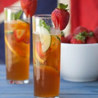 Pimm's Cup Cocktail Recipe