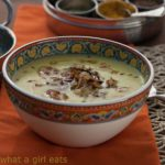 Curried Cauliflower Soup With Crispy Onions