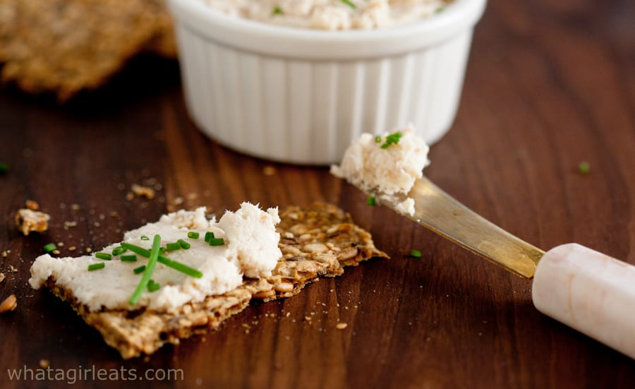 Smoked Trout Mousse What A Girl Eats