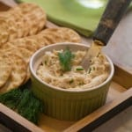 Smoked Trout Mousse