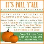It's Fall Y'All Linky Party