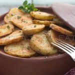 The Crispiest Roasted Potatoes Ever!
