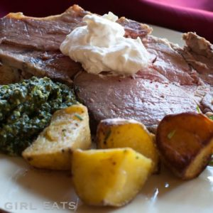 prime rib with creamed horseradish sauce