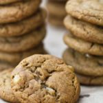 Ginger Chip Spice Cookies