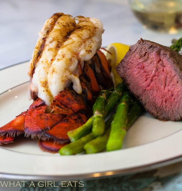 Easy Broiled Lobster Tail - What A Girl Eats
