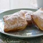 Easy Homemade Beignets Recipe | WhatAGirlEats.com