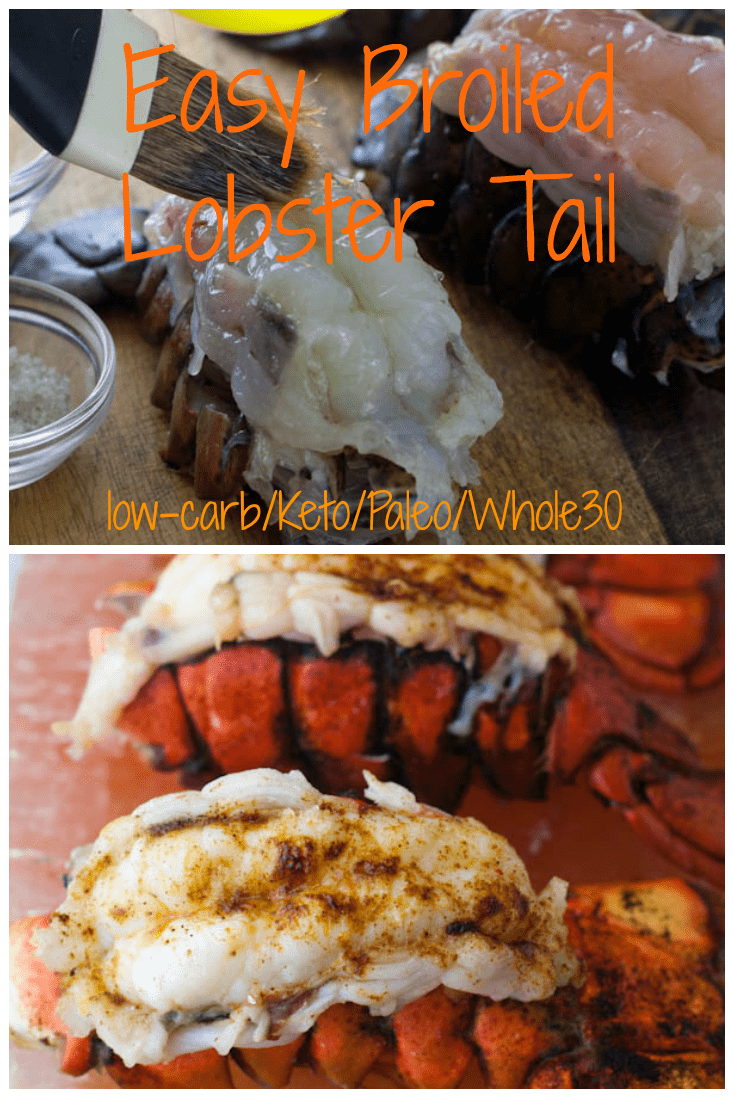 Broiled lobster pin