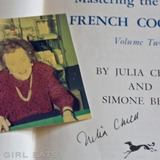 Julia Child, the queen of the French kitchen was born on this day in 1912. In her honor, here are some of my very favorite French recipes, originally created by Julia Child.