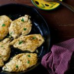 Cider Glazed Chicken Breasts