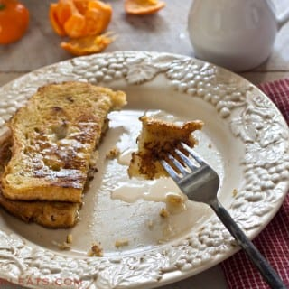 Honey Cinnamon French Toast
