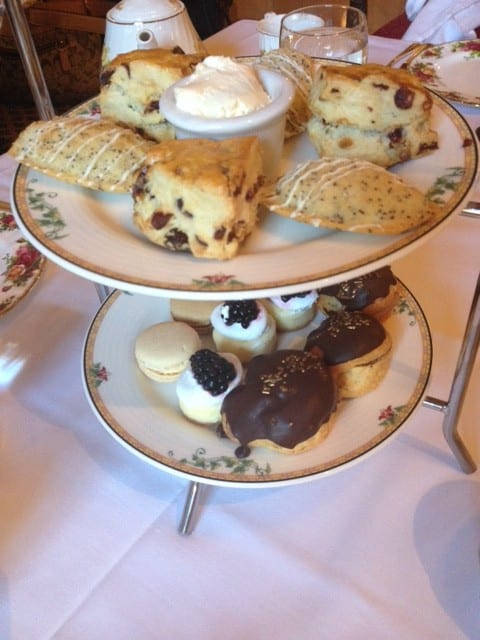 Afternoon Tea At The Historic Millennium Biltmore Hotel What A Girl Eats