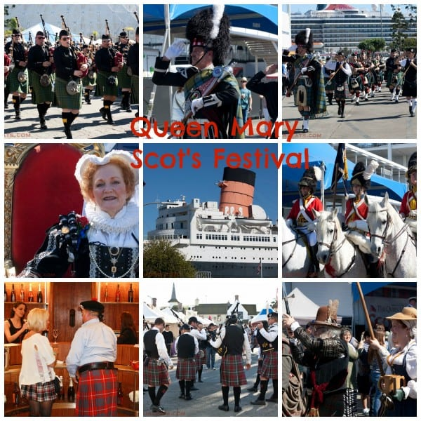 Queen Mary Scots fest