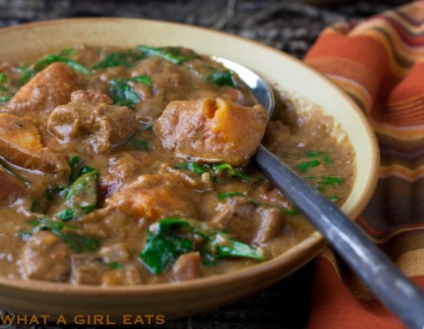 Vegetarian West African Soup Recipe Pictures to pin on Pinterest