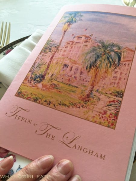 Langham Afternoon Tea With Wedgwood At The Huntington Pasadena