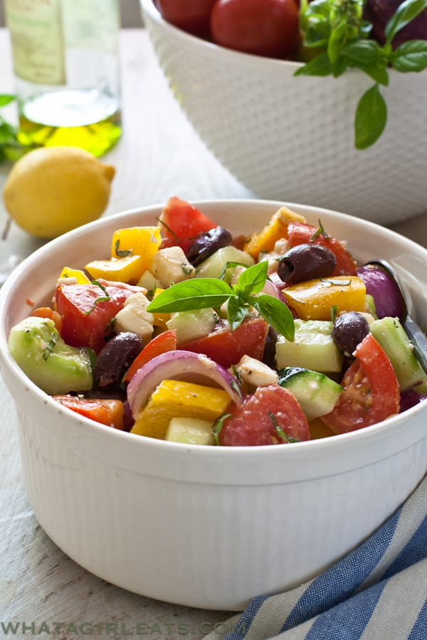 Greek Salad gluten free