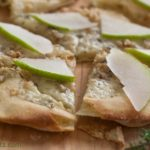 Pear-Walnut Gorgonzola Pizza Recipe
