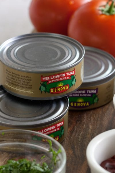 Genova Tuna Can