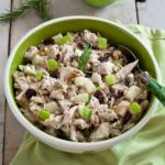 Cranberry Walnut Chicken Salad With Fresh Rosemary