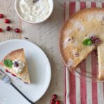 Nantucket Cranberry Pie Recipe | @whatagirleats