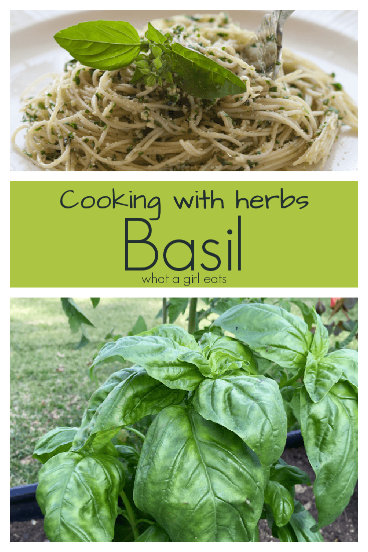 Fresh basil is a great way to add flavor to a variety of dishes! Learn tips for growing and cooking with fresh basil.