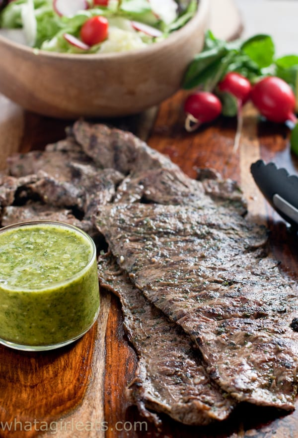 Cilantro-Garlic Marinade and Sauce is Whole30 compliant and Paleo.