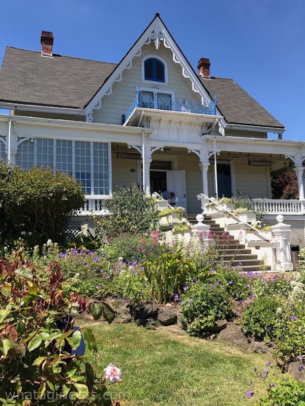 Mendocino Victorian House