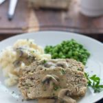 Gluten free turkey meatloaf