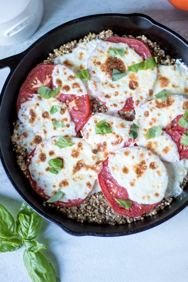 Quinoa Bake