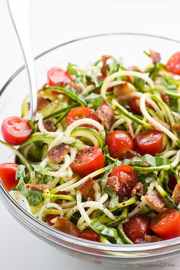 Zucchini Noodle Paleo