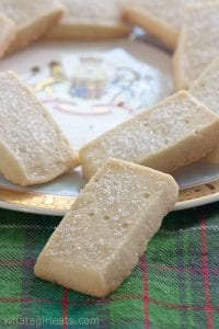 Classic Scottish Shortbread