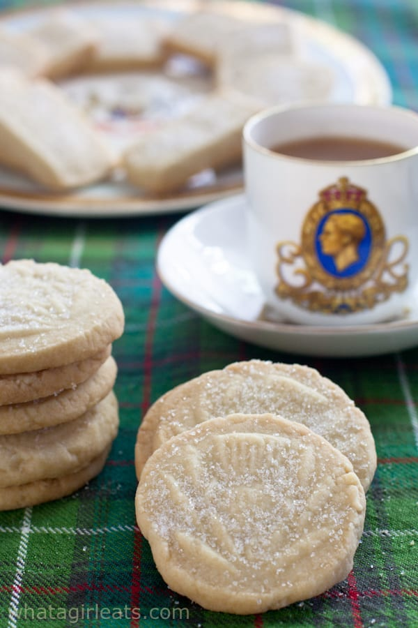 Classic Scottish Shortbread