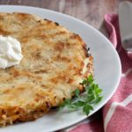 Swiss Potato Rosti With Salt And Vinegar