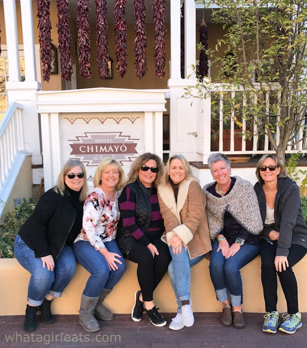 Girls Weekend Santa Fe